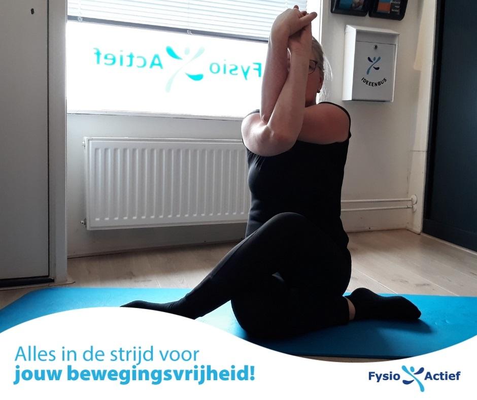 Anneke yoga