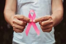 Roze lintje symbool voor borstkanker