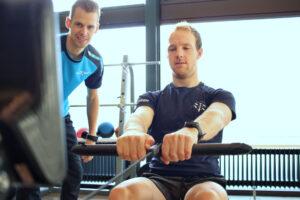 fysio actief personal training roeien