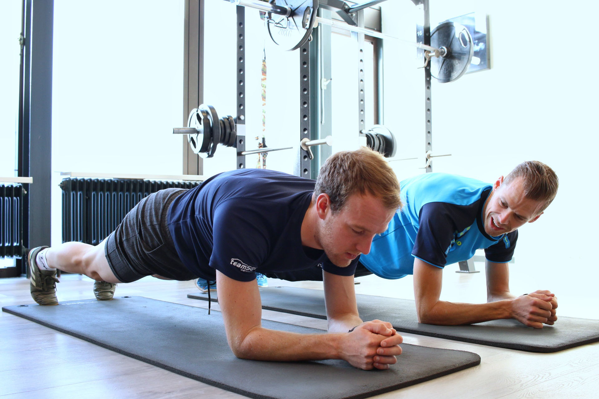 Personal training fysio actief