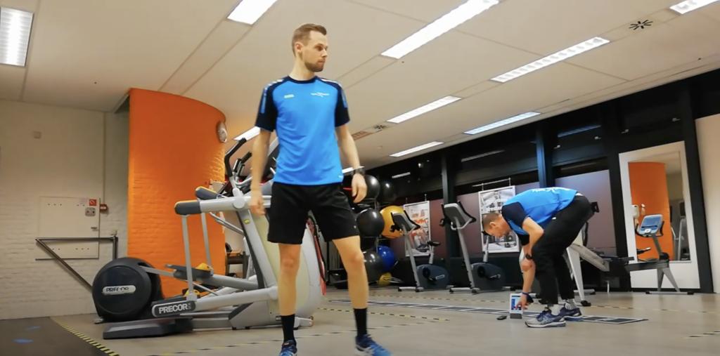 Workout Fysio-Actief met Marco en Bouke