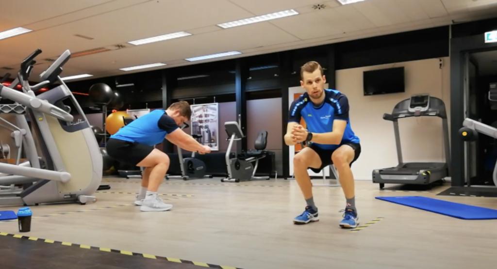 Workout Full body Fysio actief