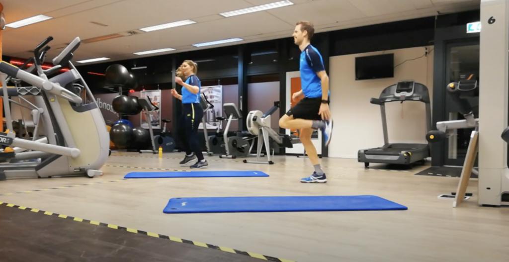 Tabata Workout fysio actief